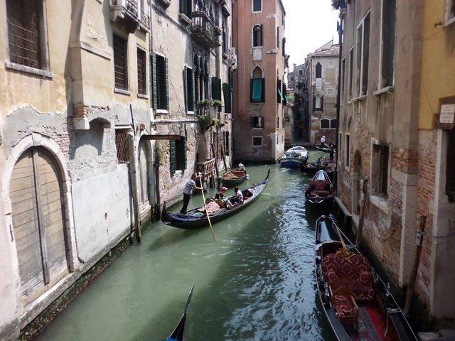 Italie Canau Venise