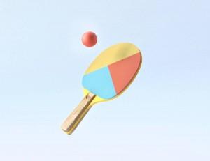 Rob Juárez ping-pong