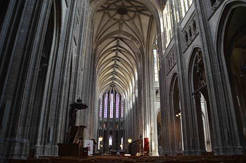 Intérieur de la Cathédrale d'Orléans