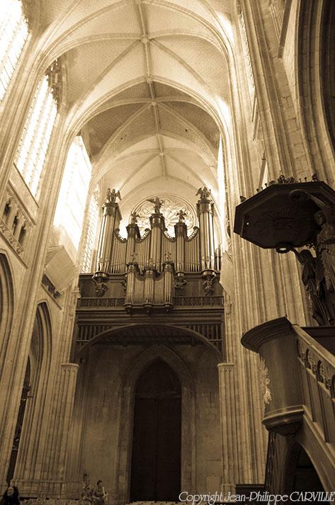 Orgue de la cathédrale d'Orléans