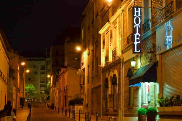 Quatier Chinois - Paris