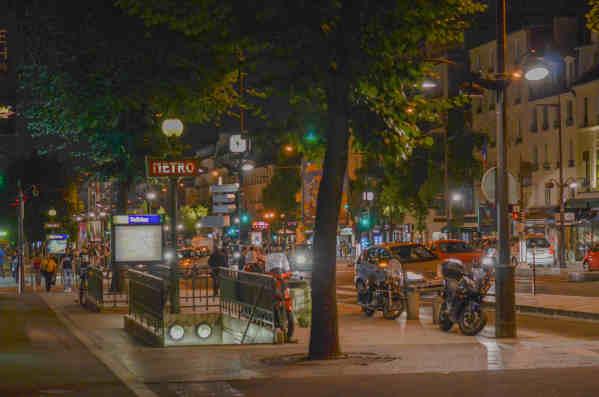 Photo du quatier chinois (jonction quatier chinois) - Paris